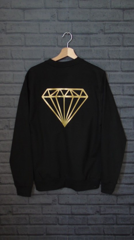 Sweatshirt - Black  RS